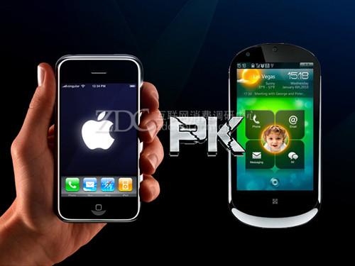 联想乐phone可以跟iphone视频通话吗?需要下载什么软件可以用呢