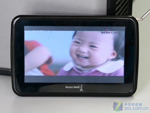 室内也能流畅收看 CMMB移动电视测试