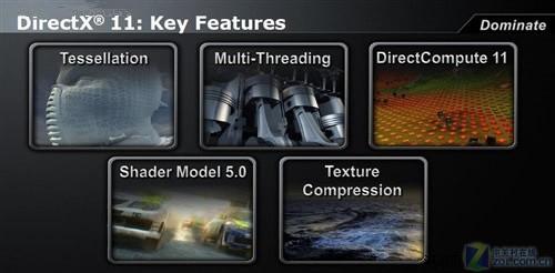 浅析DirectX11技术带给图形业界的改变