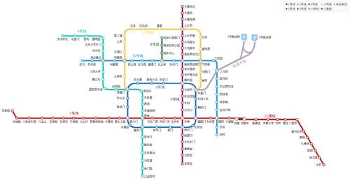 4号线中关村站_到中关村坐地铁几号线- _汇潮装饰网