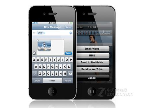 4353元苹果官方公布香港iPhone 4价格_苹果iPhone 4(16GB)_手机