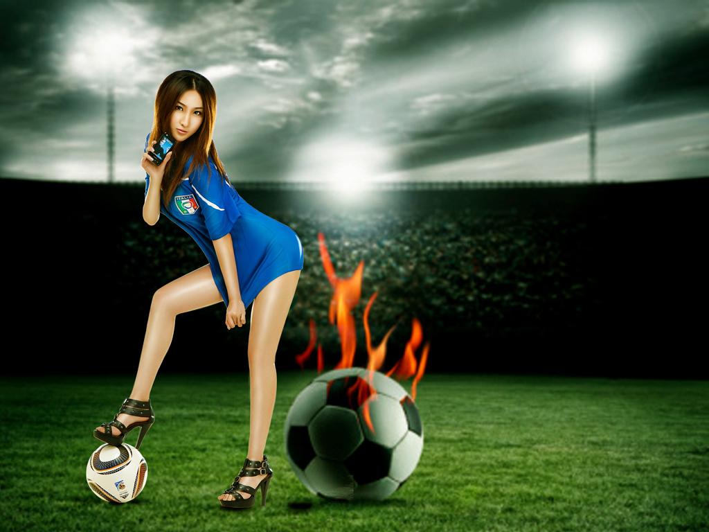 世界杯足球宝贝8