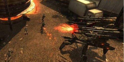 FPS游戏《雷神战争OL》30日韩国公测