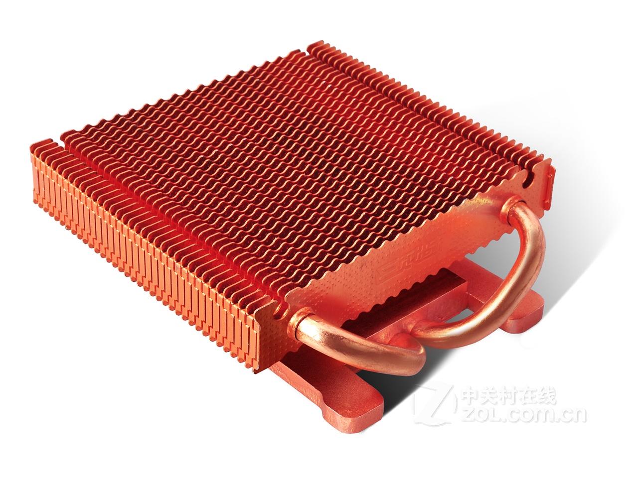 给GTS250配散热,小海加强版和小海普通版差距有多大