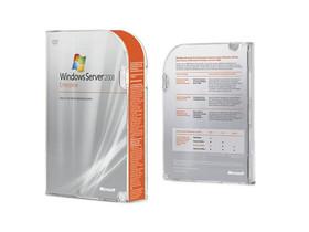 微软windows 2008 server中文企业版25用户 DELL OEM主图