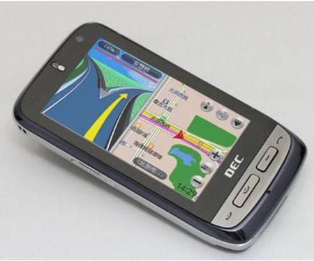 DEC全力打造高品质3G智能手机军团