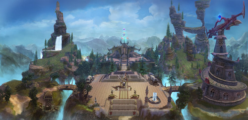 《万王之王3》新资料图片集