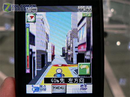 323万不是重点 W43T支持3D显示GPS定位