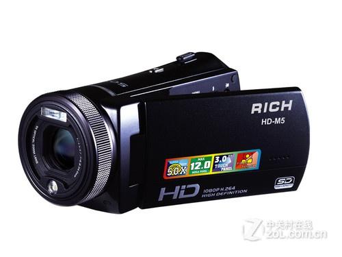 5倍光变时尚全高清 莱彩HD-M5仅售2280