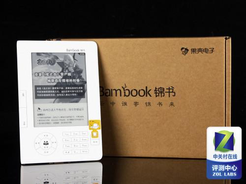盛大Bambook锦书评测