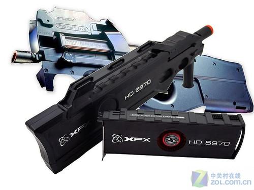 需持枪证上岗 景钛异类HD5970全曝光