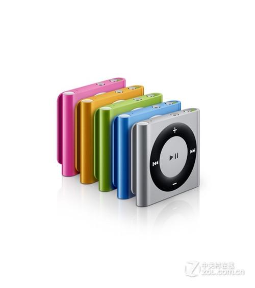 方便的按键回归 iPod shuffle 4简单评测