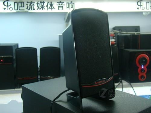 实用高效USB供电 慧海D-6320U音箱简评