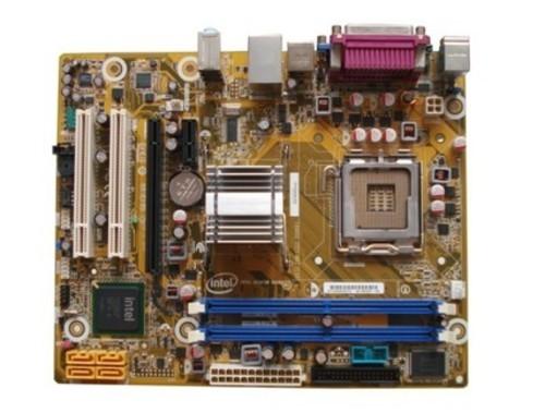 图:Intel针对零售市场推出的G41原装主板——DG41CN-新一代入门之图片