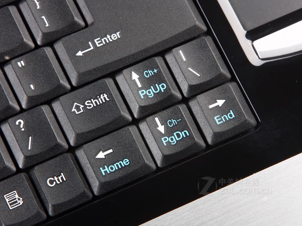 【高清图】 梅赛伯(messbon)mes300键盘局部细节图 图3