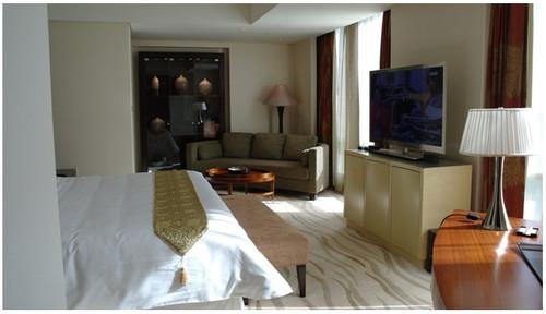 三星c9000进驻五星级酒店总统套房