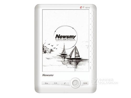 智能书签功能 纽曼E读6210售834元