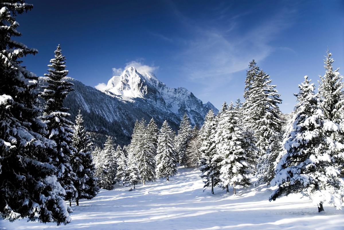 【高清图】 冰雪世界 冬日里的风景高清组图欣赏图18