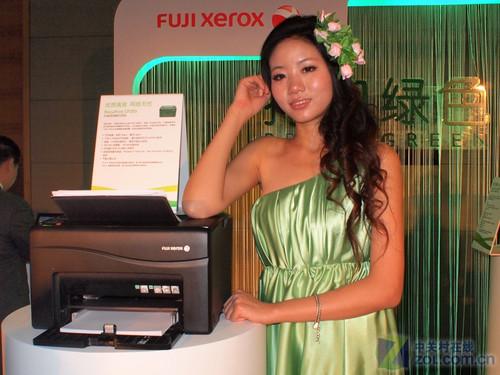 小巧低碳经济 富士施乐发布SLED打印机
