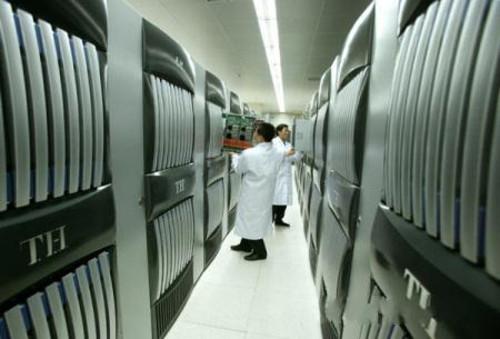 九州风神护航世界第一超级计算机