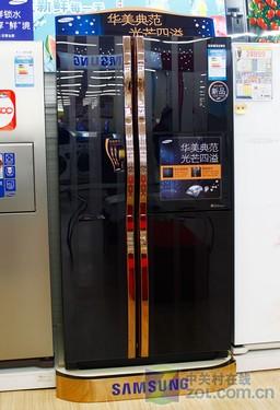 三万元的艺术品 三星智能变频冰箱赏析