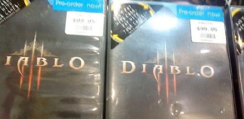 暗黑3确定发售日期?明年3月1日上市