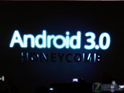 CES 2011:摩托XOOM平板配Android 3.0