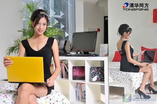 2010年度笔记本美女模特精选——清纯篇