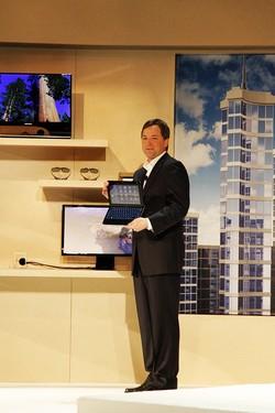 CES2011:欢迎来到Samsung的梦幻世界
