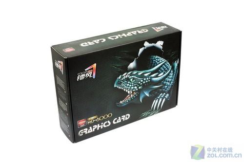 镇压GTX460 镭风HD6850龙蜥魅图大赏