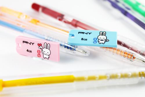 新春好礼 PNY兔年限量版优盘美图赏