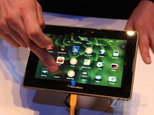 7英寸双核芯 黑莓PlayBook平板4380元