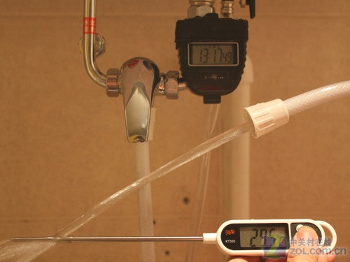 万家乐电热水器首测