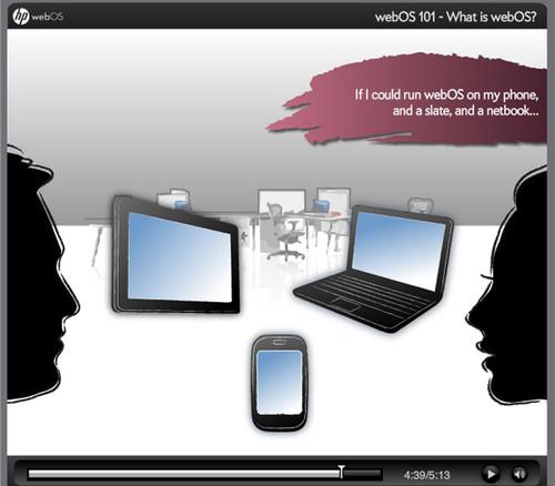 惠普高管证实将推出webOS上网本新品