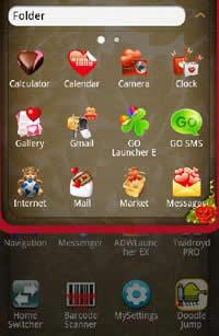 Android系统 适合情人节使用主题壁纸