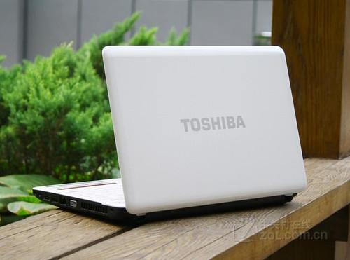 双核独显320G硬盘 东芝L630雪晶白促销