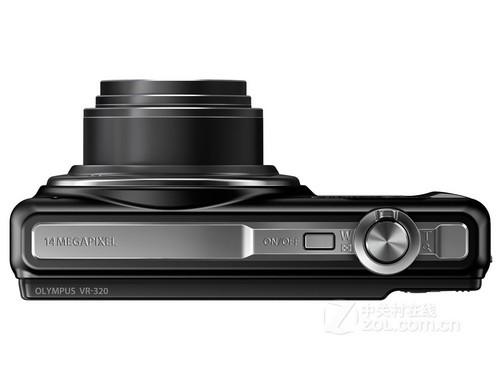 12.5倍光变小长焦 奥林巴斯VR320评测