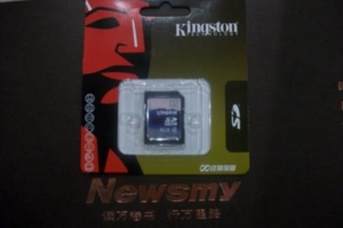 4GB纽曼e读6208大促销 买即赠8G SD卡