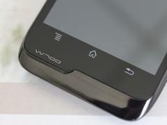 超值双核安卓 天语W700今报价不足2000