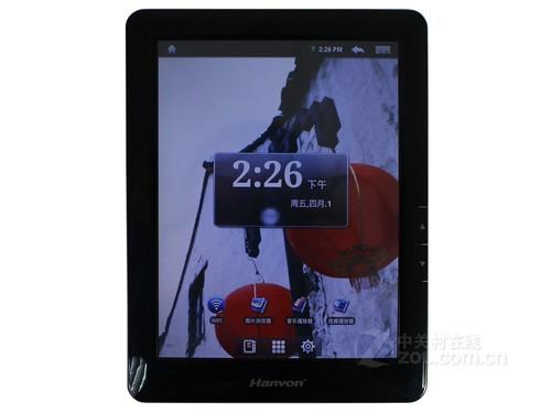 触控彩屏+WiFi 汉王文阅8001现售880元