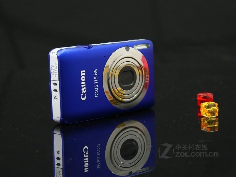 佳能 canon ixus115 hs图片欣赏 第3张 zol中关村在线第3张 高清图片