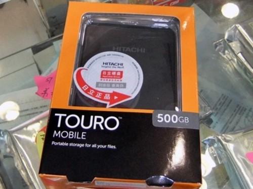 不足400元 4款原厂500G移动硬盘导购