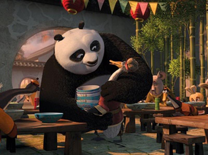 【高清图】 票房王《功夫熊猫2》!热门影片推荐 图5