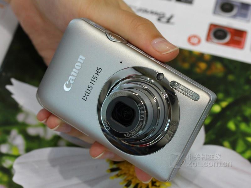 佳能 canon ixus115 hs 第1张 高清图片