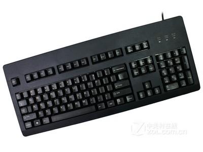 KBC G80-3496(红轴)键盘