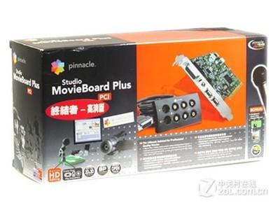 品尼高720PCI 采集卡 AV/DV二合一卡 V12软件 高清视频采集卡