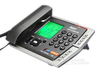 润普 300小时数码录音电话 U300A