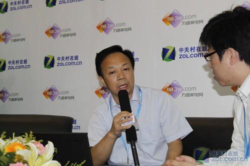 碧维视董事长隋杰:坚持用体验打动用户
