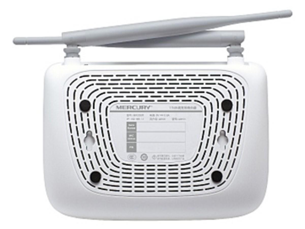 无线路由器 水星无线路由器