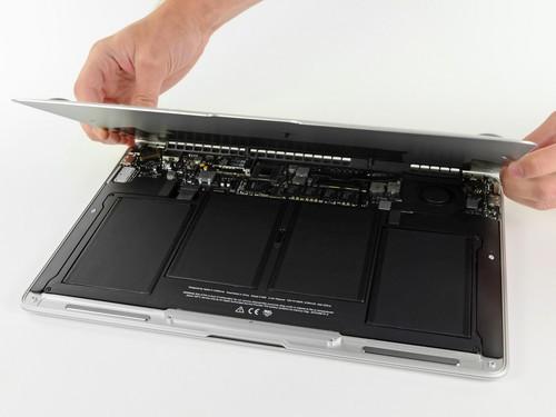 苹果MacBook Air新本拆解全过程(组图)